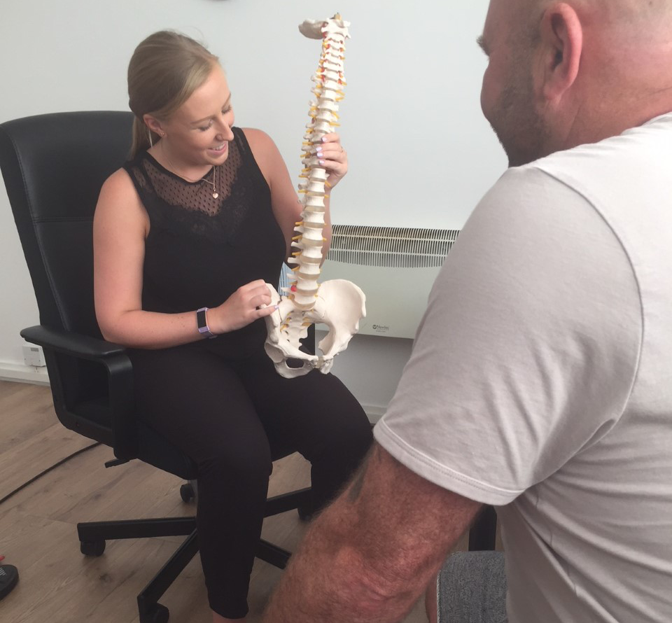 Swansea Chiropractor